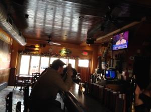 Grey Lodge Pub Bar